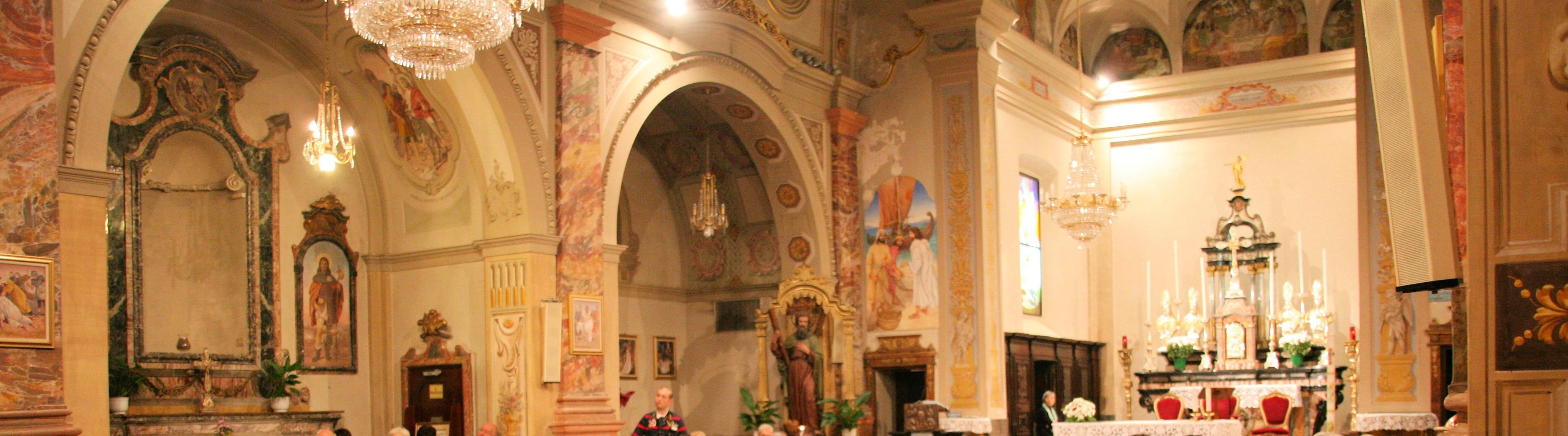 scorcio della chiesa di sant'Andrea