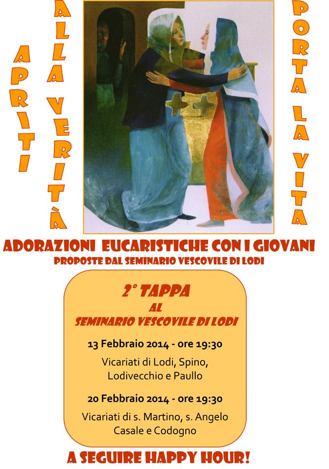 Poster Adorazioni 2013-2014_2a tappa