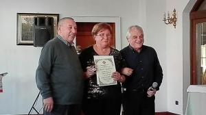 Premiazione Avis Zelo