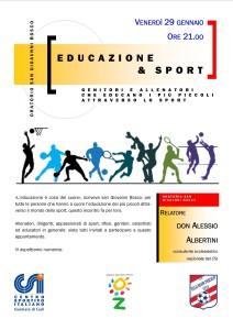 Educazione e sport (don Alessio Albertini)