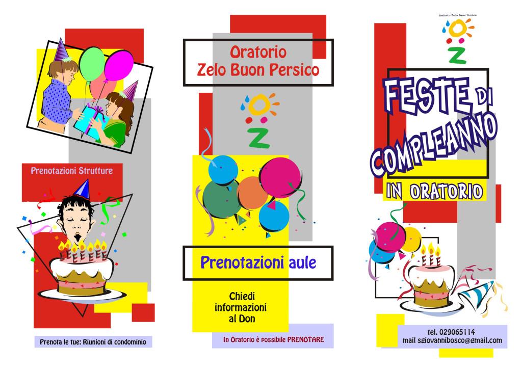 Festa di compleanno 2012 1