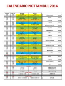 calendario nottambul