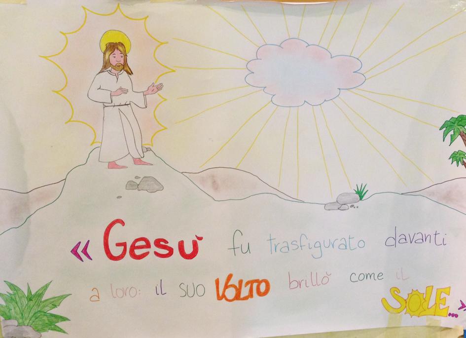 Lavoretti Di Natale Per Bambini Catechismo.Lavori Di Catechismo Parrocchia Di Sant Andrea Apostolo