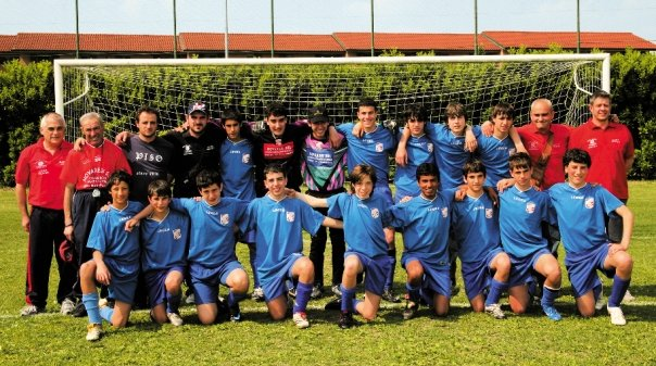 giovanissimi 2008 campioni