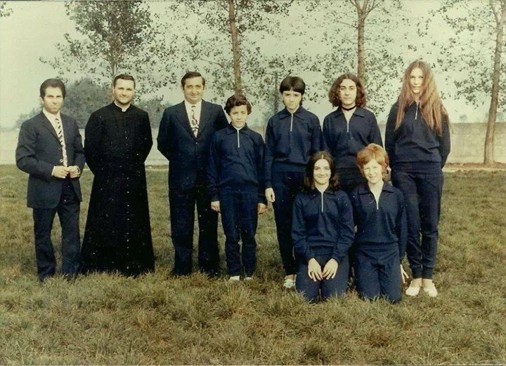 pallavolo anni 70