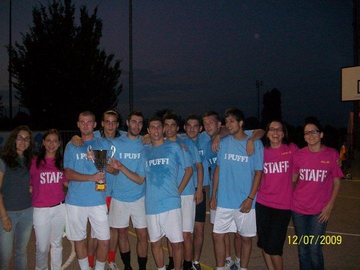 vincitori Cambielli 2009