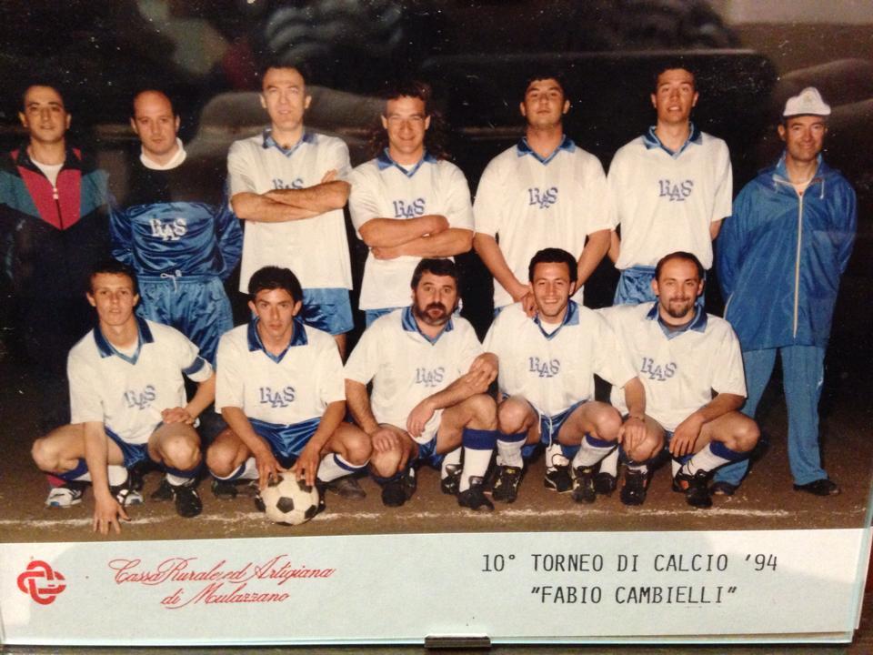 vincitori torneo cambielli 1994