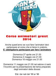 Microsoft Word - Corso animatori grest 2014.docx