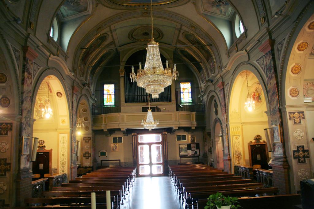 chiesa zelo