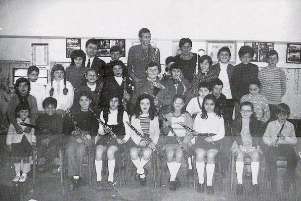 corso musica 1974