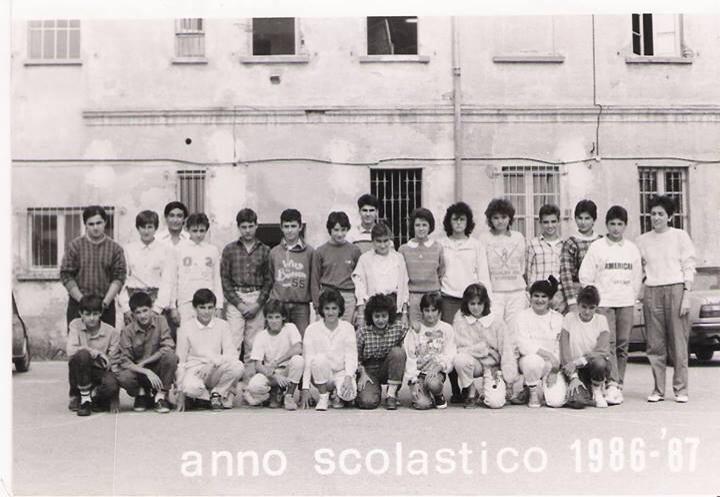 i ragazzi anno 1986