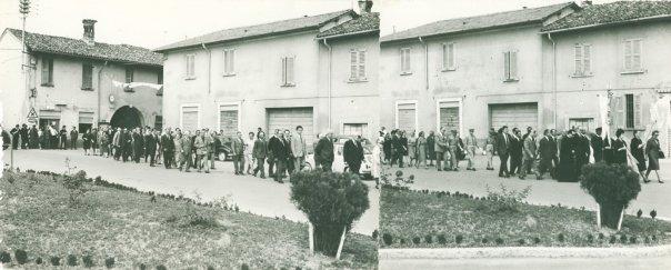inaugurazione avis 1963