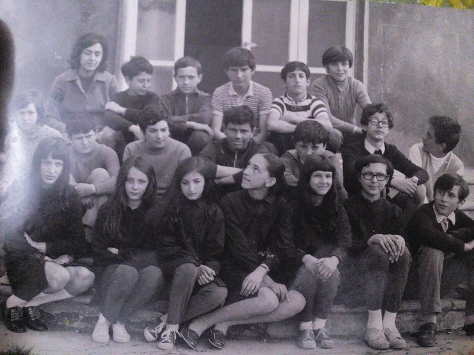 la classe 1958