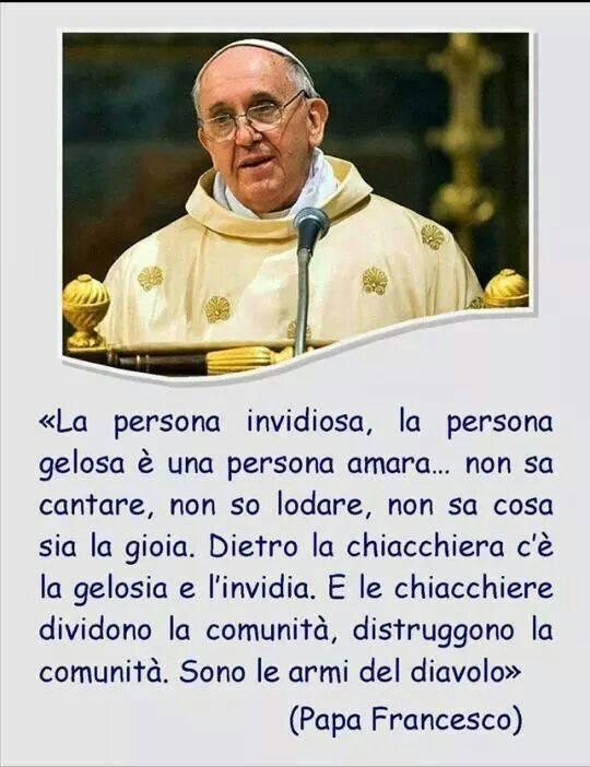 Preferenza Papa Francesco | Parrocchia di Sant'Andrea Apostolo NA48