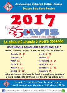 AVIS calendario donazioni.qxd:Zelo B. P.