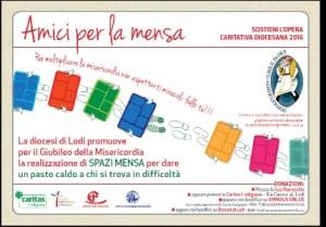 LOCANDINA Opera caritativa 2016